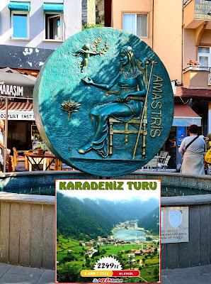 Karadeniz Turu 1. Gün (Ayvalık-Amasra-Safranbolu)