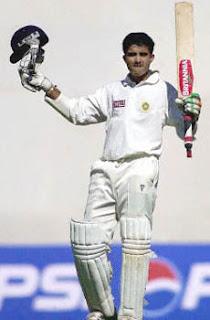 Sourav Ganguly 144 vs Zimbabwe Highlights