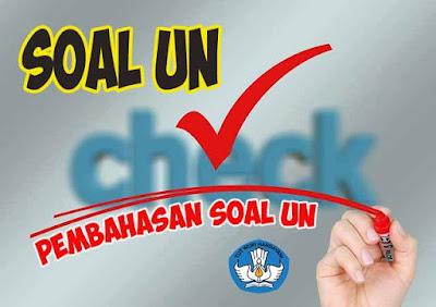 Soal UN Bahasa Indonesia SMK 2019 dan Kunci Jawaban
