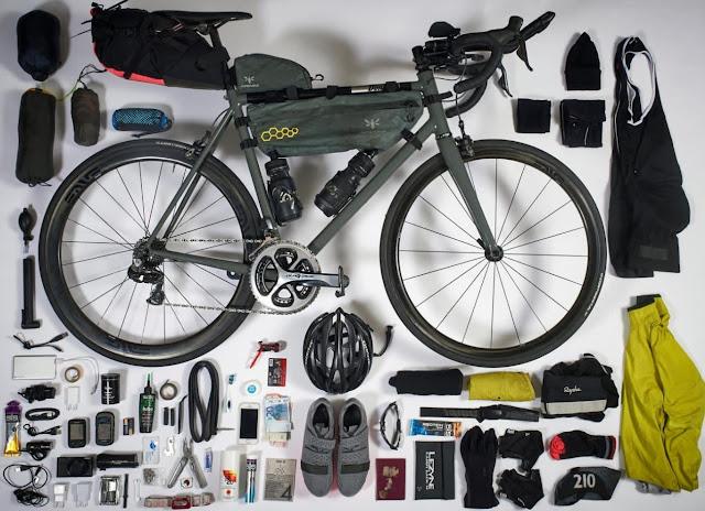Biar Gowes Makin Asyik, Berikut 5 Perlengkapan Sepeda yang Wajib Kamu Miliki