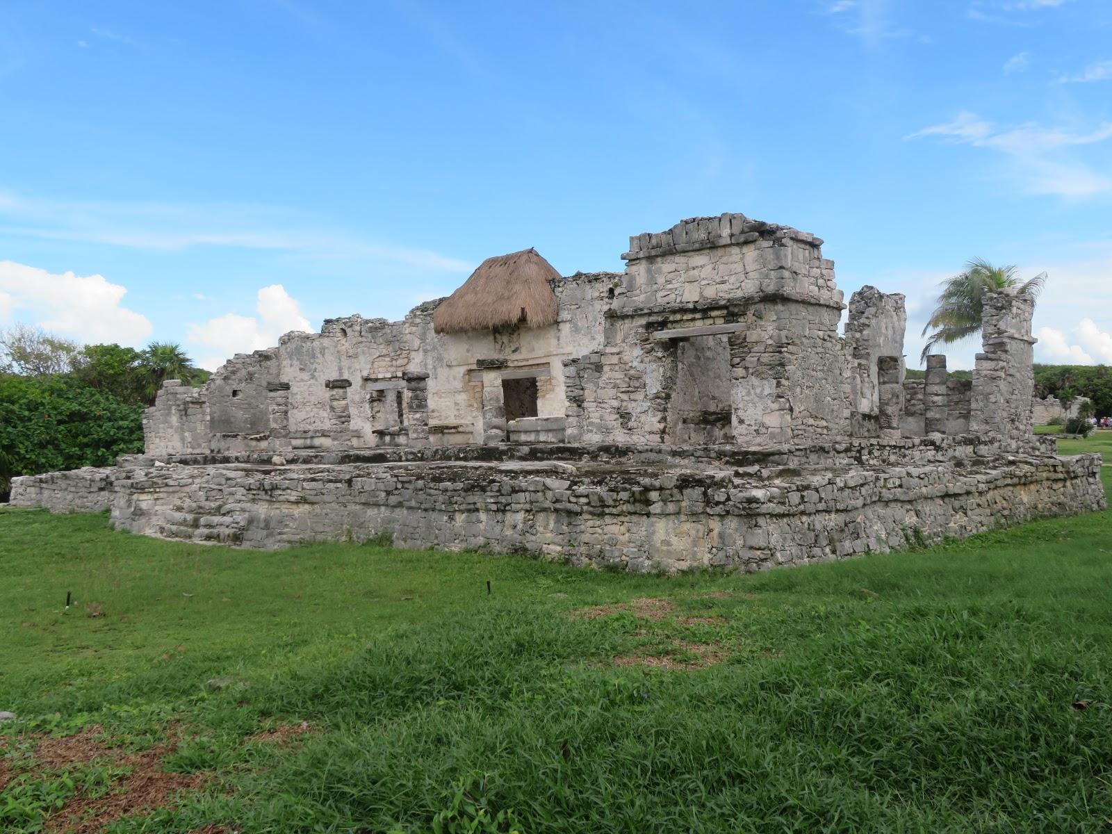 Foto ruina Tulum