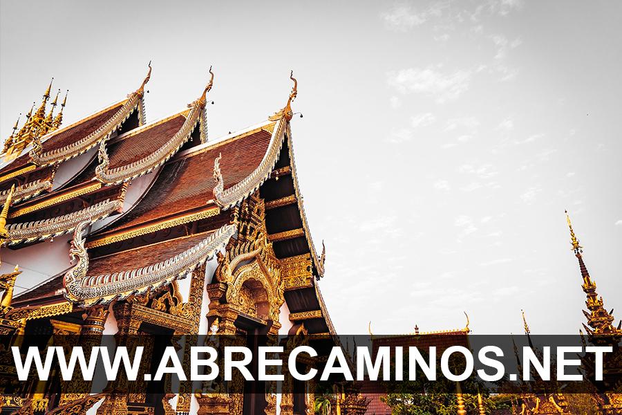 Los diferentes reinos budistas