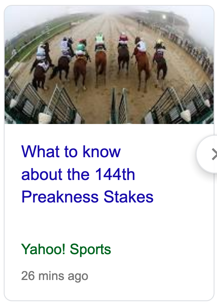 free to find truth: 144th Preakness Odds | May 18, 2019