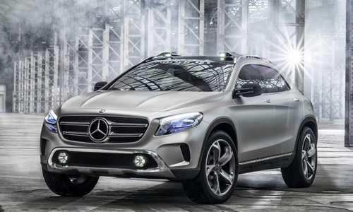 Mercedes Benz Gla 2017 Review Specification Price