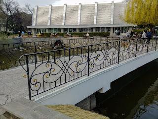 Миргород. Бювет минеральных вод