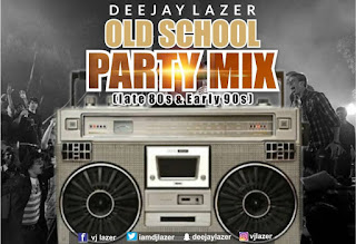 MIXTAPE: Dj Lazer - Old School Party Mix