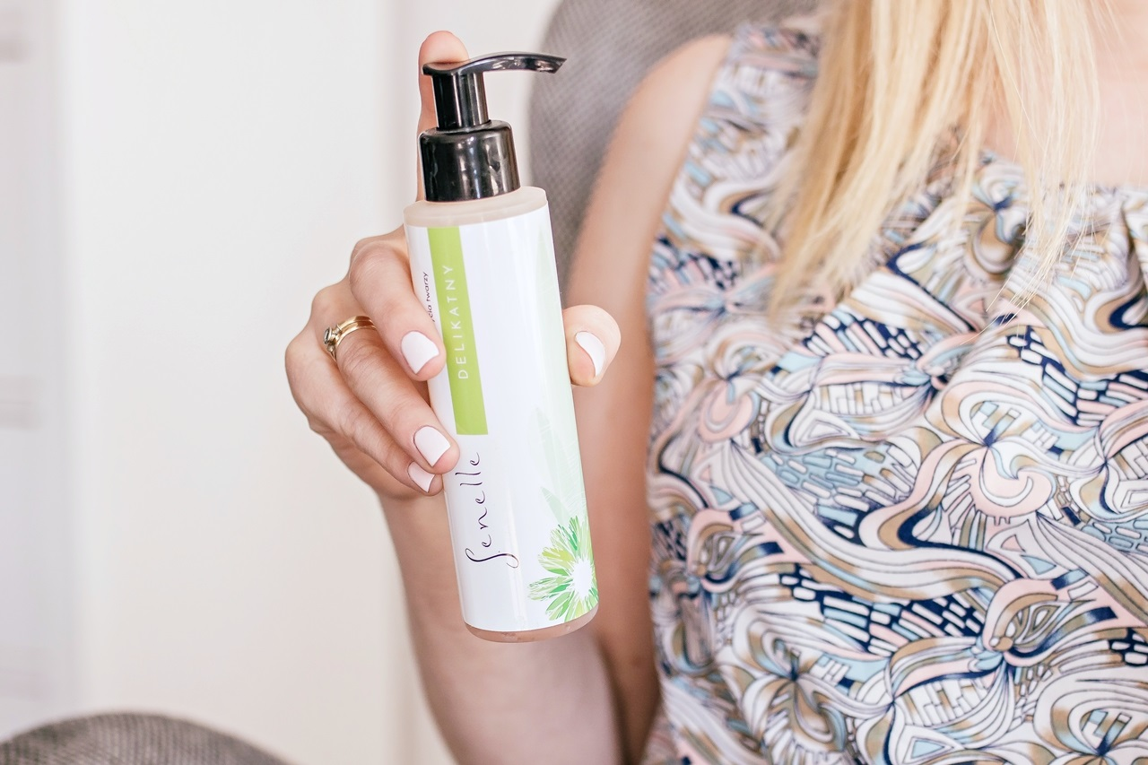 Senelle Inspired by Spring - żel do mycia twarzy