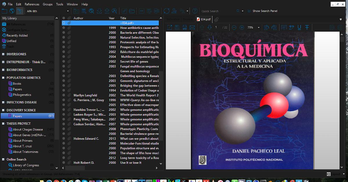Bioquimica medica/ Medical Biochemistry - Daniel Pacheco ...