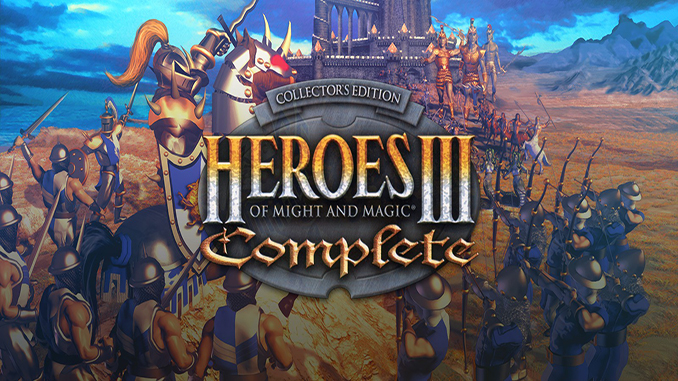 Heroes of Might and Magic III: Complete Image