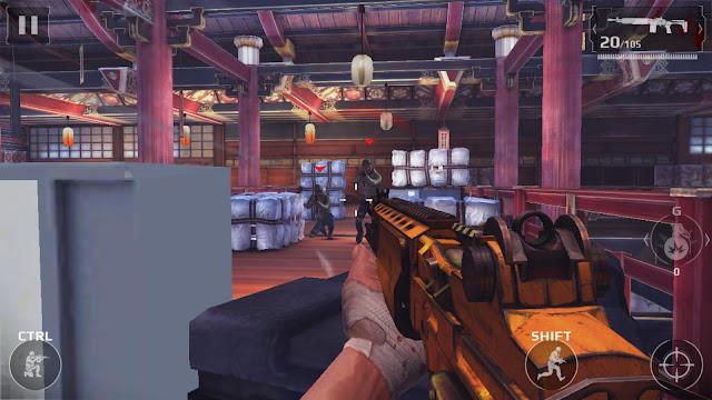 Modern combat 5 juego gratis