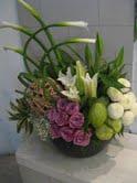 Rangkaian Bunga Segar Nata Floristnata Floristnata Florist Decorations