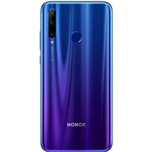 Honor 10i Blue Color