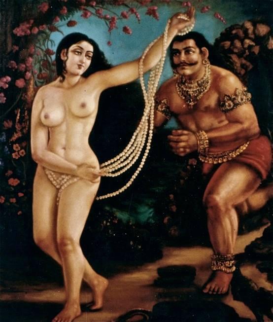 The nakedness of the gods