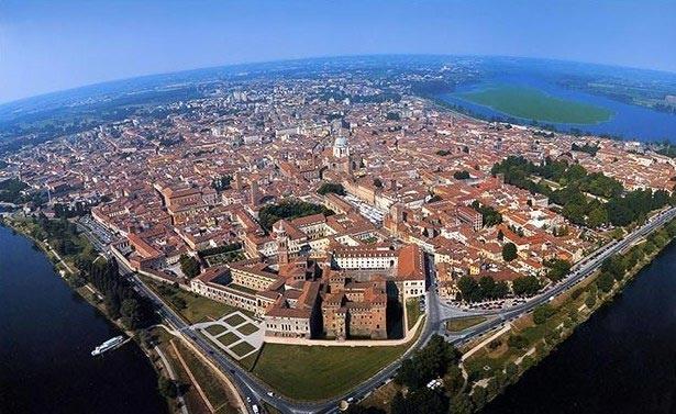 Mantua, İtalya
