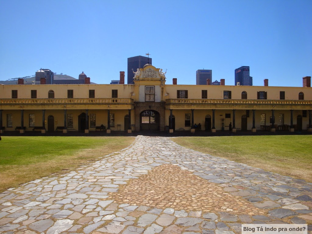 Castelo da Boa Esperança, Cidade do Cabo