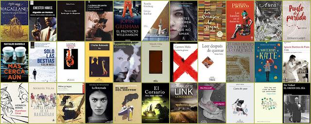 Lecturas realizadas en 2019, Libros favoritos, libros recomendados