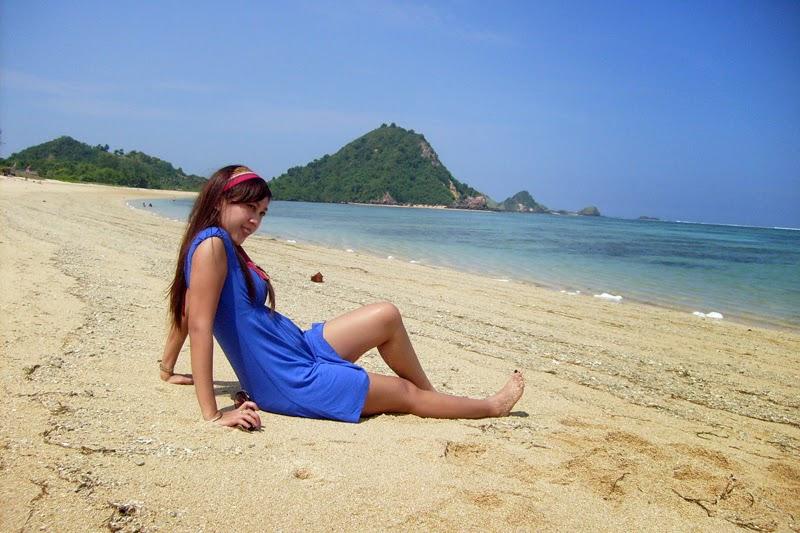 pantai terbersih di indonesia kuta lombok