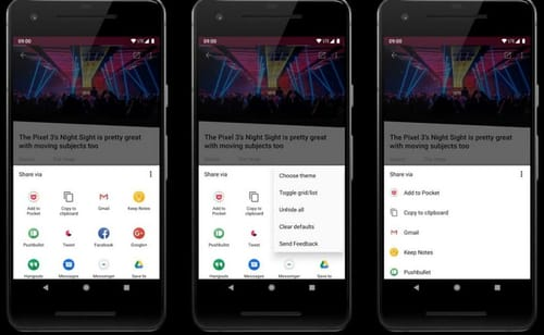 Android 12 blocking replaces the official joint list