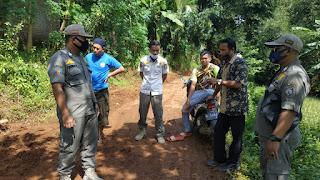 Galian C Di Desa Bantrung Jepara Diduga Tidak Kantongi Izin Sudah Beroperasi