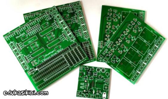 Apa itu PCB? Pengertian Jenis jenis dari PCB