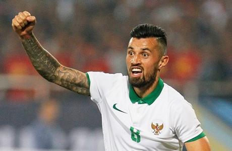 Mengkilap di Bali United, Stefano Lilipaly Diincar Klub Thailand