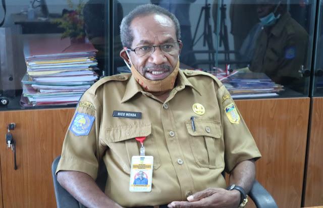 Nicolaus Wenda Ungkap Upaya BKD Papua Terbitkan NIP dari 561 Honorer K2.lelemuku.com.jpg
