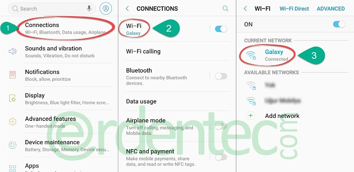 How to Change Android DNS Server
