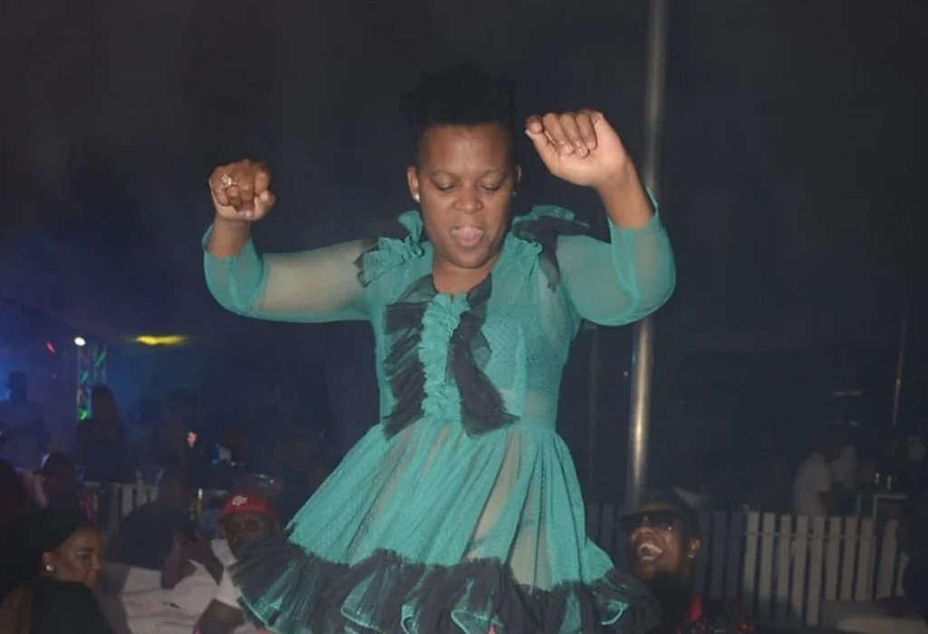 Zodwa Wabantu Celebrates Birthday with Her Fans!