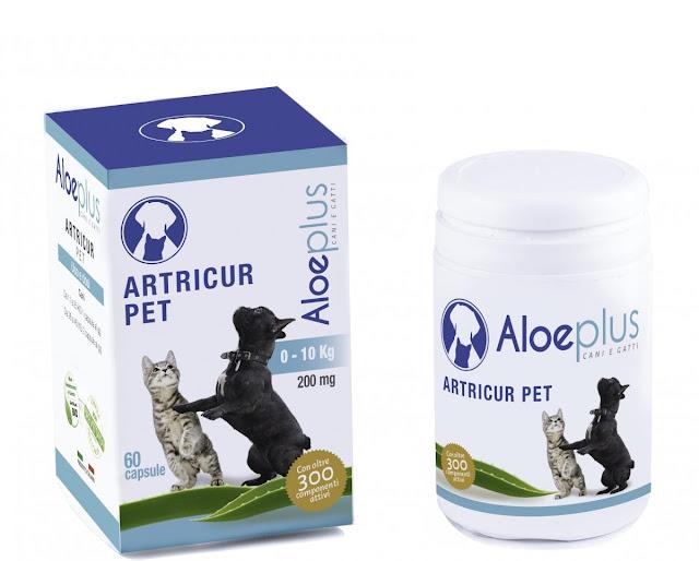 Artricur Pet cani e gatti da 0 - 10 KG