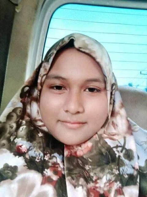 Nelfi, Siswi MTsN 05 Koto Marapak Pungasan Hilang dari Rumah, ini Ciri-cirinya.
