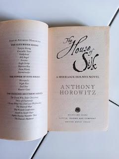 3 The House of Silk - Anthony Horowitz
