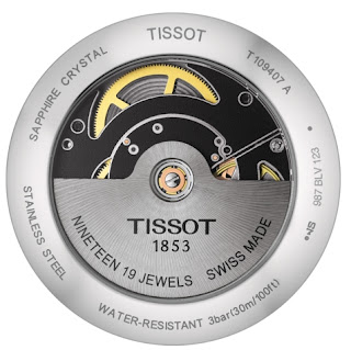 calibre Sistem 51 Tissot
