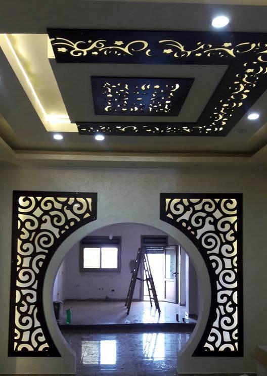 16 Modern Cnc False Ceiling Corner Designs Ideas Decor Units | Pop Design For Stairs Roof | Attractive | Stylish | Pop Boundary | Popular | Creative