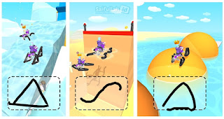 Scribble Rider v1.4 (MOD, Unlimited Coins) Free For Android