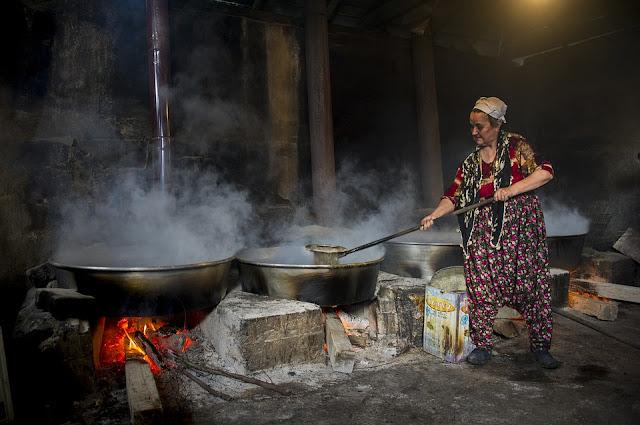 korona'ya karşı nasıl beslenmemizi gösteren ve anlatan resim