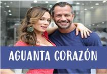 Ver Novela Aguanta Corazón Capítulo 23 Online Gratis HD