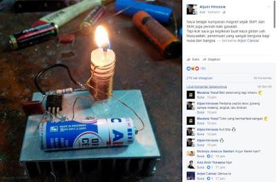 Penemuan 'Paling Geli' Ini Bikin Anak Elektro Nggak Kepikiran Ngebuatnya