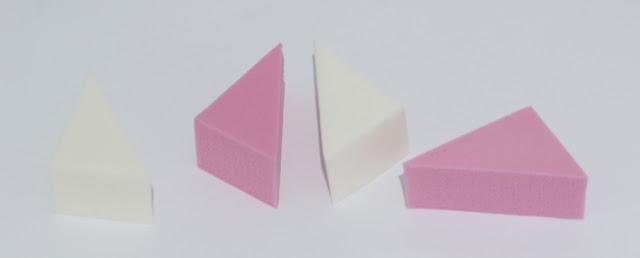 Esponjas triangulares de maquillaje en Notino