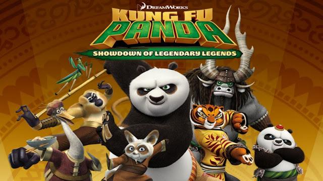 Baixar Kung Fu Panda Showdown of Legendary Legends (PC) + Crack