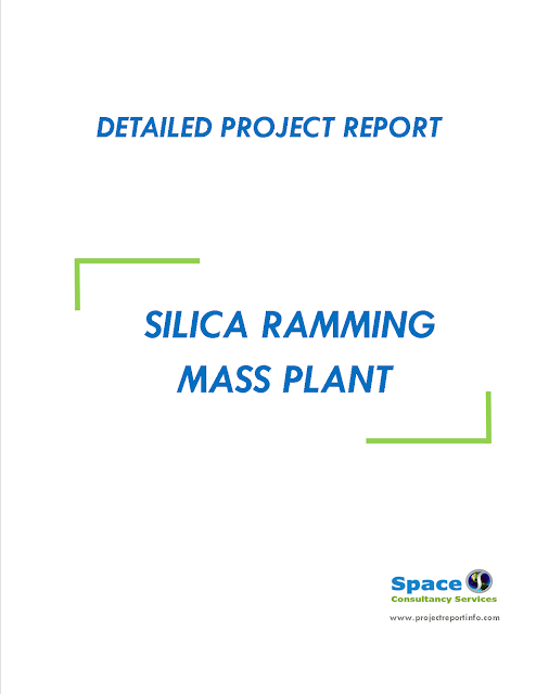 Project Report on Silica Ramming Mass Plant