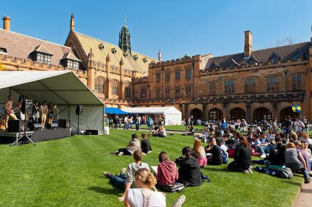 تمويل جامعة ولونجونج لدراسة البكالوريوس والماجستير والدكتوراه  للطلاب الدوليين في أستراليا