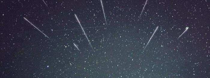 chuva de meteoros gama normideas