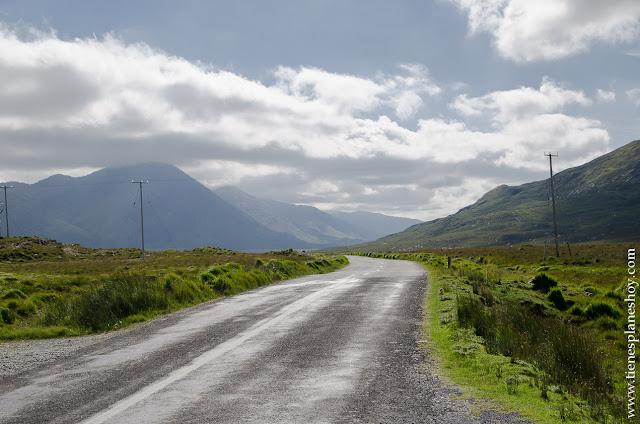 National Park Connemara Irlanda Condado de Galway