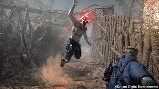 METAL GEAR SURVIVE pc game wallpapers screenshots images