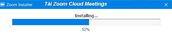 Hướng dẫn cài đặt Zoom Cloud Meetings trên máy tính đơn giản  b