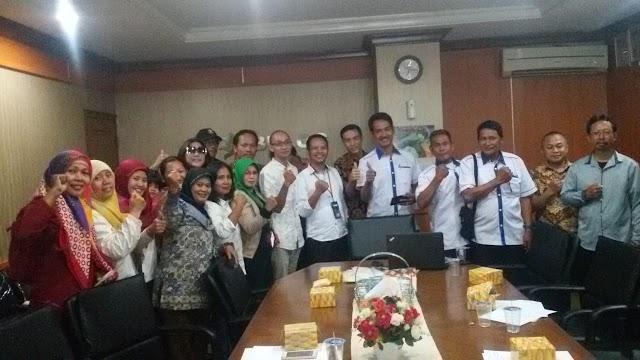 """Melalui Aplikasi """"Kepasar"""" dan RPK TPK, Komite Pedagang Pasar (KPP) Ajak Pedagang Masyarakat Bantu Penjualan Produk Bulog"""