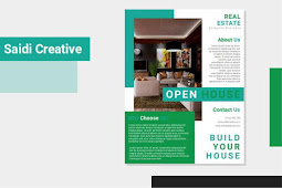 Real Estate Flyer Template Free Download on Word File