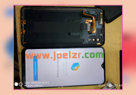 Vivo Y91 PD1818F fix pattern