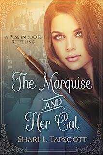 The Marquise and Her Cat - Shari L. Tapscott