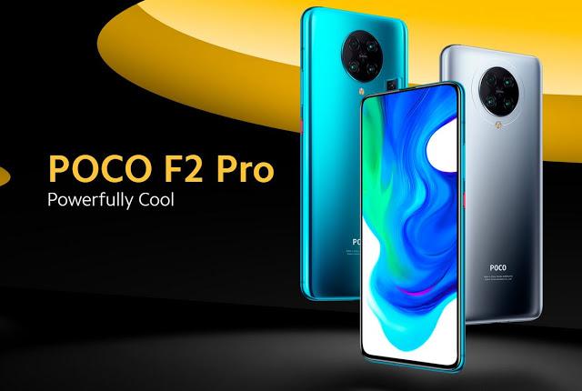 Xiaomi Poco F2 Pro ao melhor preço de sempre em Armazém Europeu!